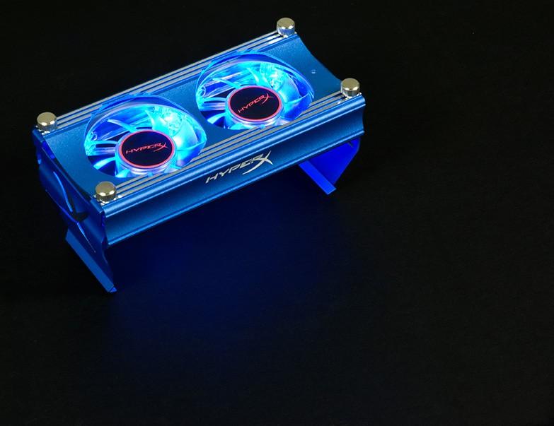 HyperX Fan - новый аксессуар от Kingston