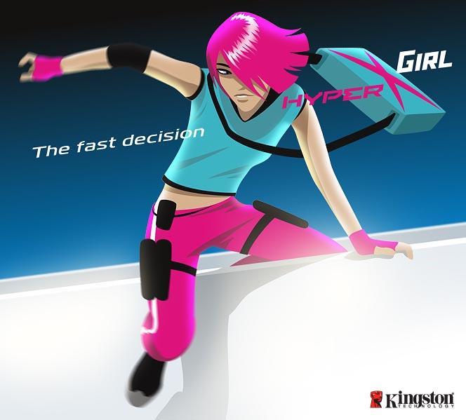 HyperX Girl
