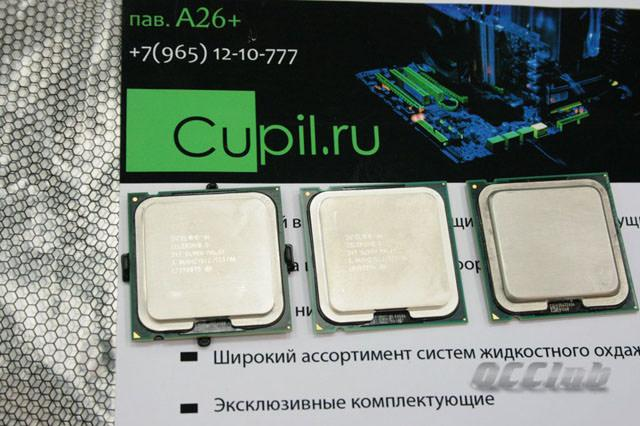 Intel Celeron 360, Intel Celeron 347, Intel Pentium 4 631