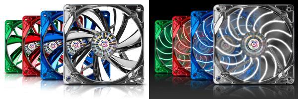 Новые вентиляторы от Enermax