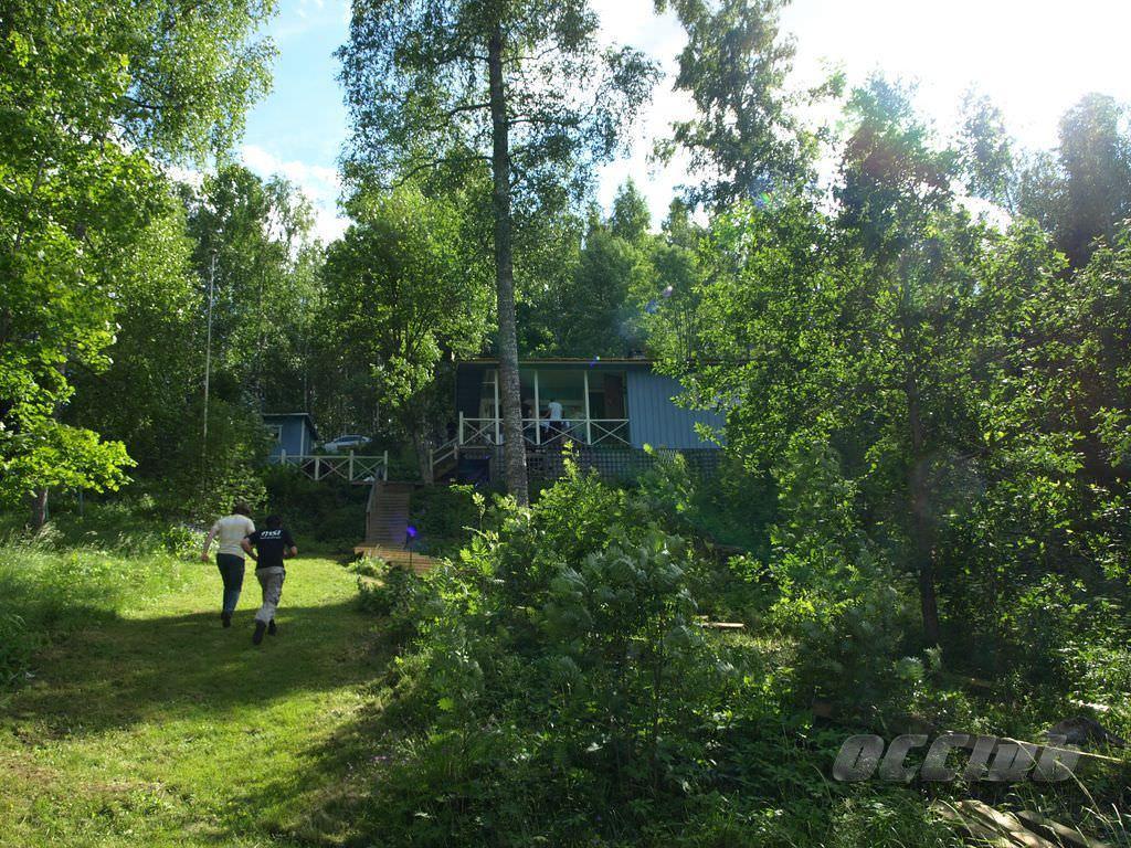 Отчет о пребывании в Финляндии