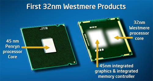 Intel Westmere будет продемонстрирован на IDF 2009