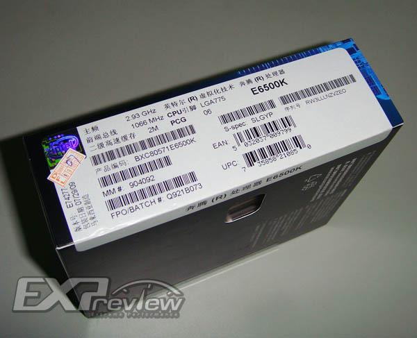 У Intel Pentium E6500K Разлоченный множитель