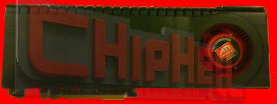 Фотография Radeon HD 5870×2 и система охлаждения HD 5870