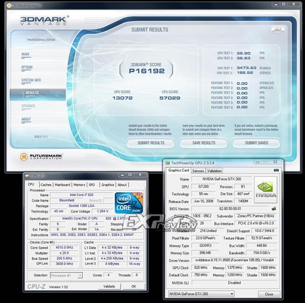 Zotac GeForce GTX 260