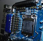 Скриншоты из BIOS по возможностям Gigabyte GA-P55-UD5