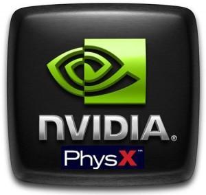 NVIDIA PhysX только вместе с GPU от NVIDIA в Windows 7