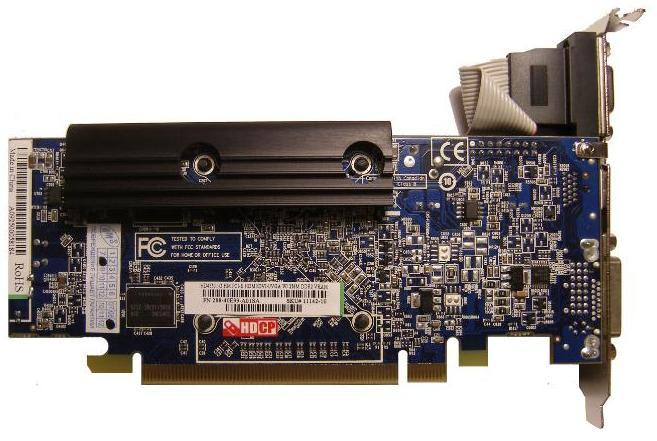 "Sapphire Radeon HD 4350 – игра на ""ультрабюджетном рояле"""