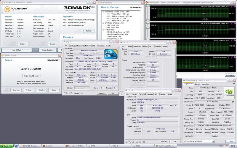 GF 9600GT Reference rev1.0 (OCP!/vGPU/vMem)