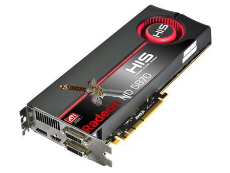 Знакомимся с Radeon HD 5800 от HIS