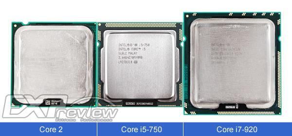 Подробный тест процессора Core i5 750