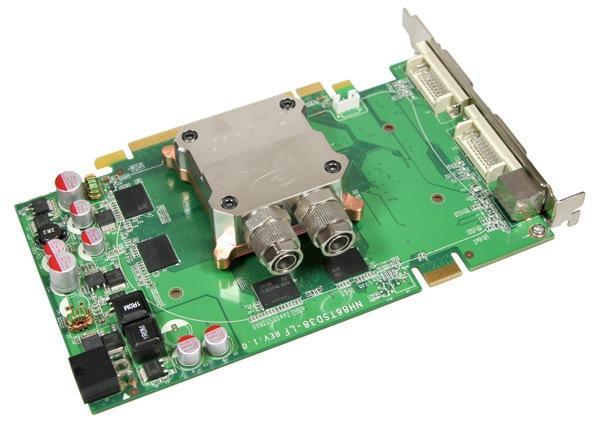 Innovatek анонсирует универсальный ватерблок для GPU