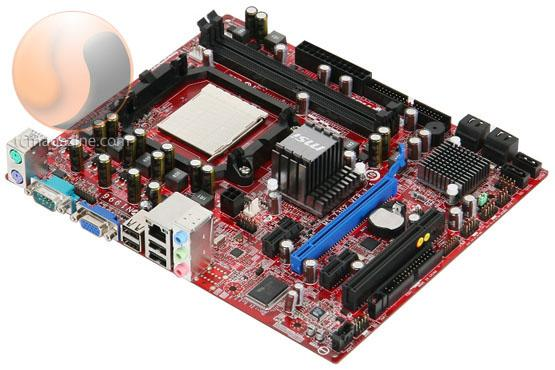 MSI представляет новую micro-ATX  материнскую плату 740GTM-P23 AM2/AM2+