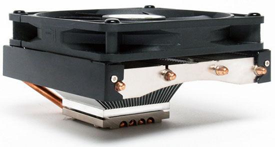 Nexus подготовила новую версию процессорного кулера LOW-7000 R2