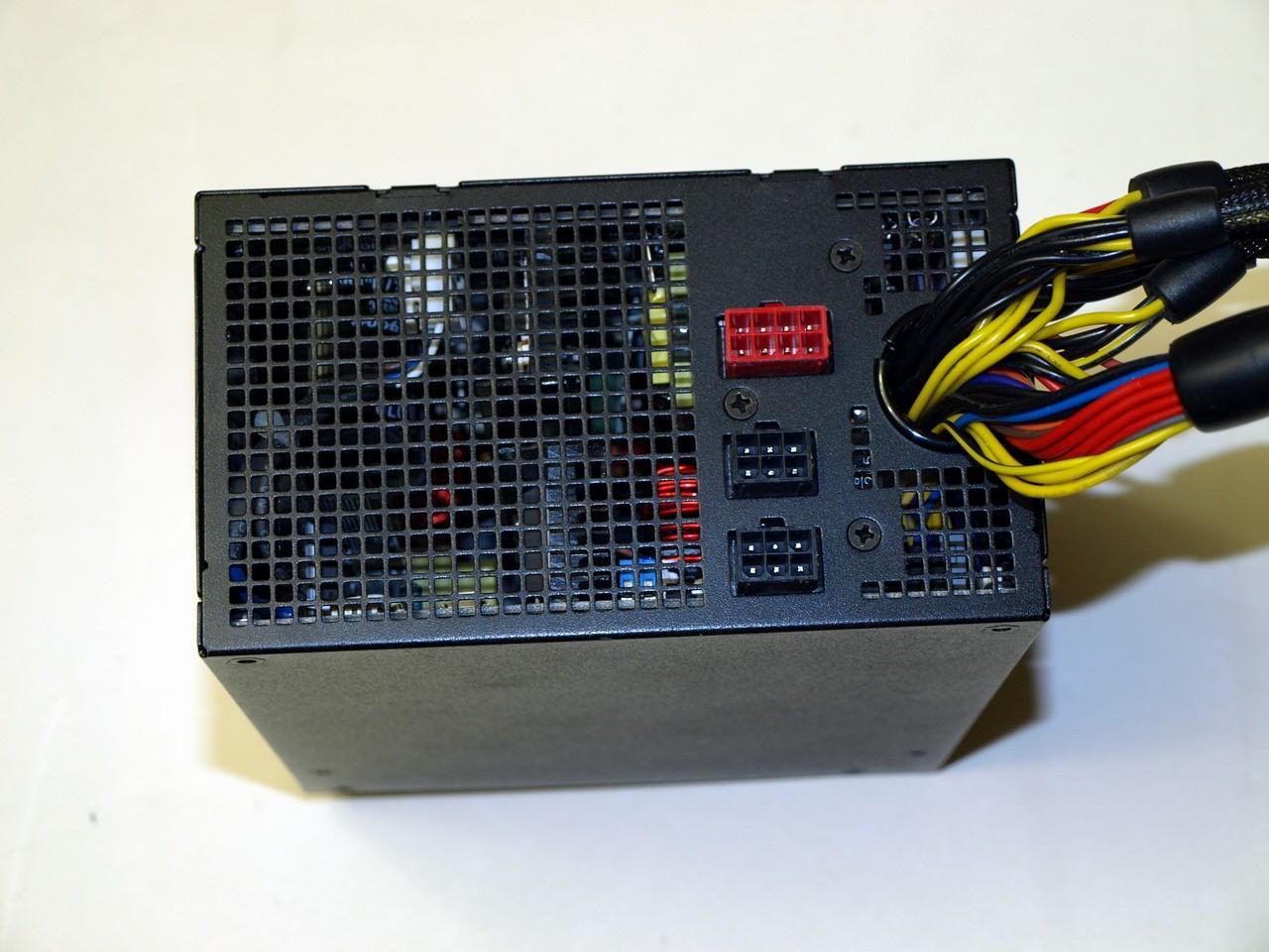 Обзор блока питания Antec SG-650 — светлая сторона