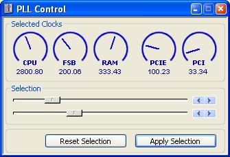 ClockGen – утилита для разгона процессоров из-под операционных систем Windows