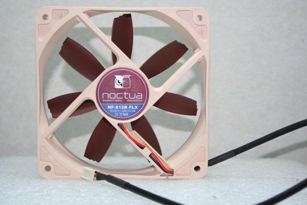 12 rear fan