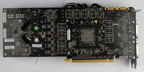 Фотографии видеокарты NVIDIA GTX 480