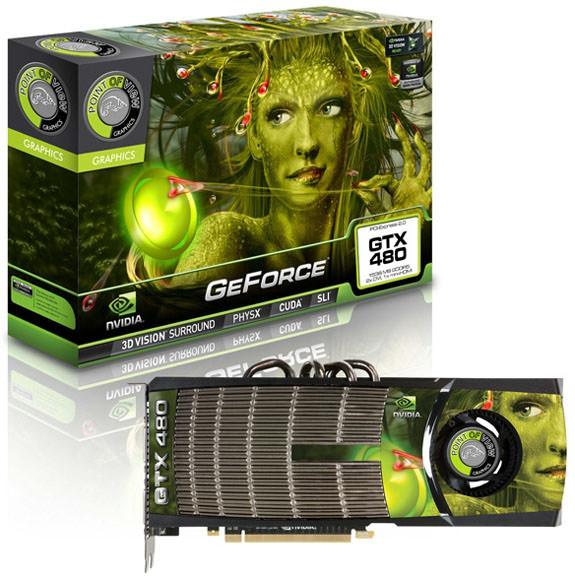 Фотографии видеокарт NVIDIA GTX 4X0 от различных производителей