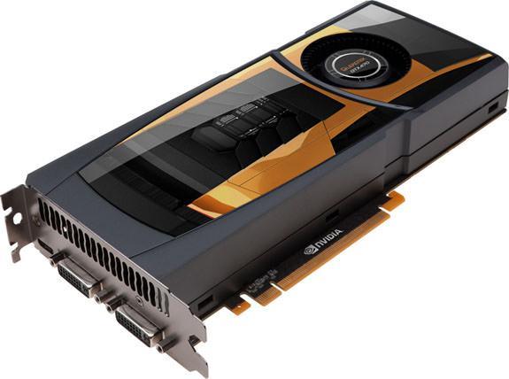Фотографии видеоадаптеров Leadtek GeForce GTX 470 и GTX 480