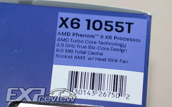 Шестиядерные процессоры AMD Phenom II X6 замечены на китайском рынке