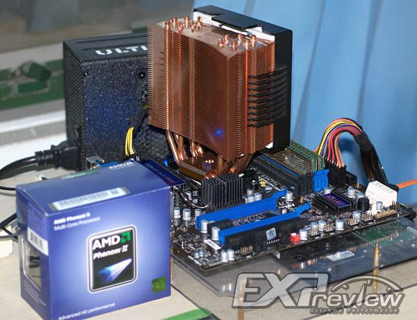 Результаты тестирования AMD Phenom II X6 1055T в режиме Turbo Core