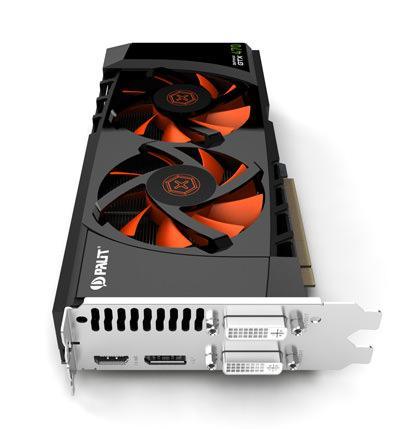 Альтернативный вариант видеокарты NVIDIA GeForce GTX 470 от Palit