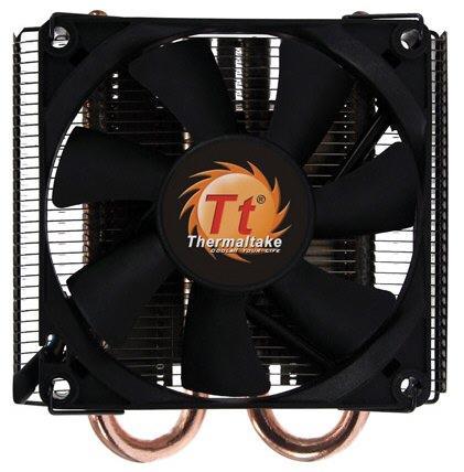 Thermaltake представила низкопрофильный кулер SlimX3