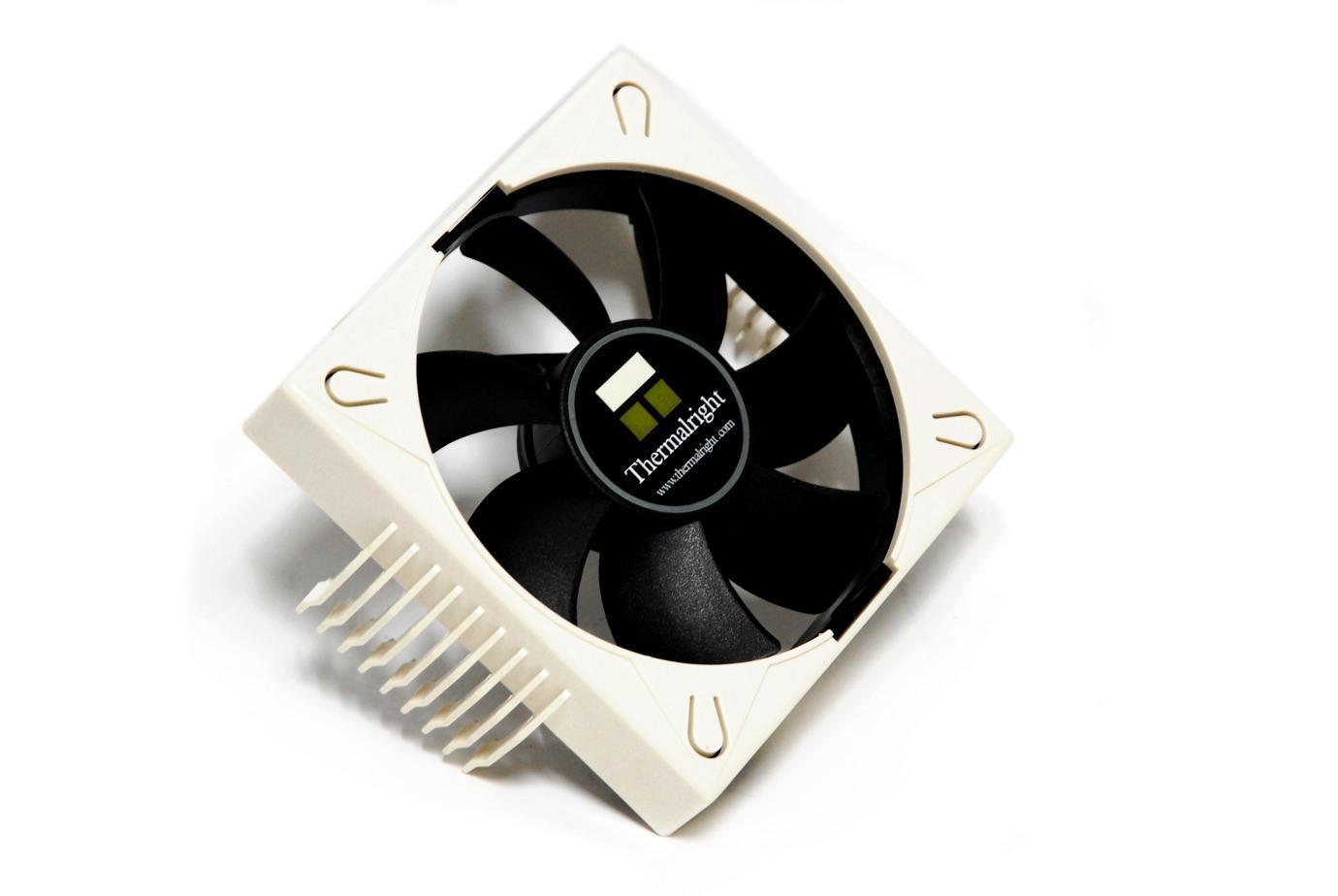 Thermalright Venomous X-RT - тот же кулер, но с поддержкой платформ AMD AM2/AM3