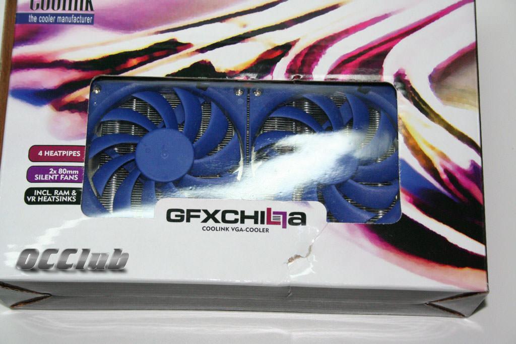 Обзор Coolink GFXChilla