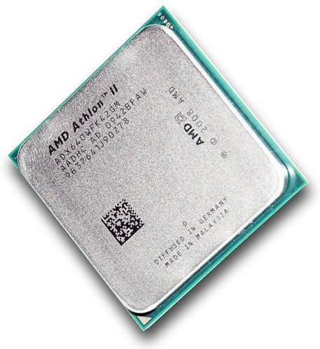 Представлены новые процессоры из линейки AMD Athlon II