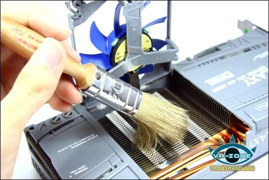Galaxy представила видеокарту GeForce GTX 470 GC собственного дизайна