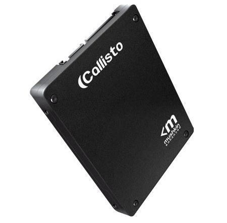 SSD-накопители Mushkin Callisto  на базе контроллера от SandForce