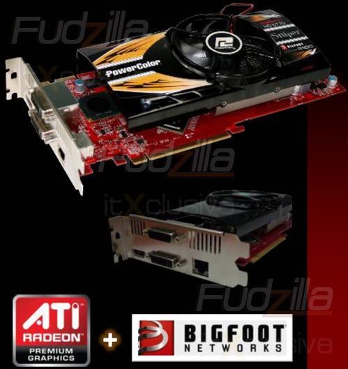 PowerColor представит пару новых видеокарт на выставке Computex 2010