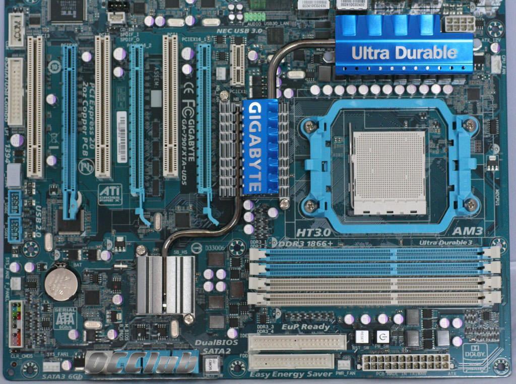 USB 3.0 - первые тесты: A-DATA Nobility NH01 и Gigabyte 790FXTA-UD5