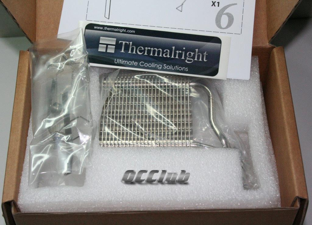 Thermalright Spitfire - король воздуха