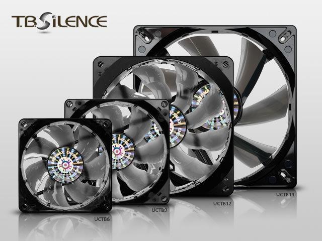 Enermax представила новую серию вентиляторов T.B.Silence