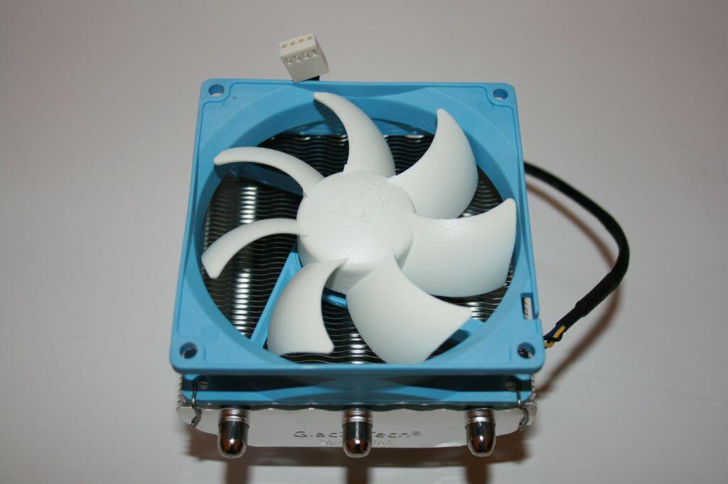 Обзор кулера GlacialTech IGLOO 5760 - малыш для HTPC