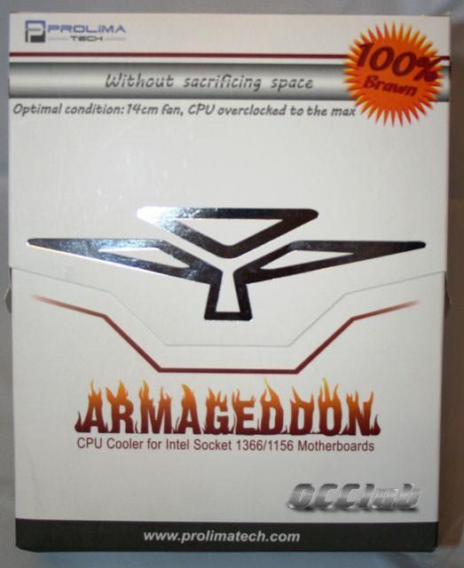 Prolimatech Armageddon - тихий и тонкий конец света.