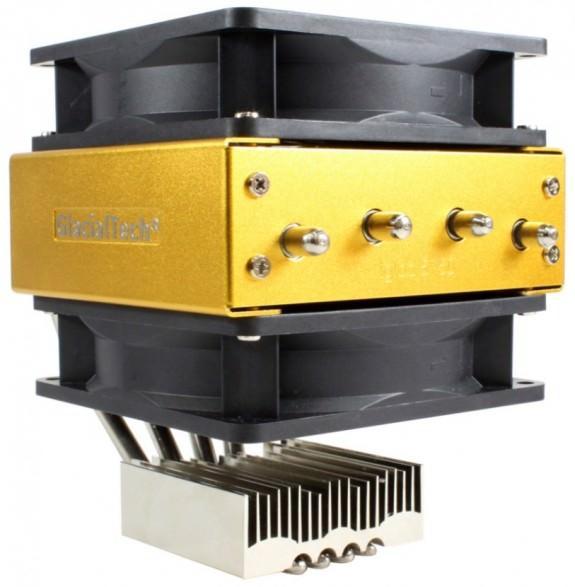 GlacialTech представила новый процессорный кулер Igloo 5751 PWM