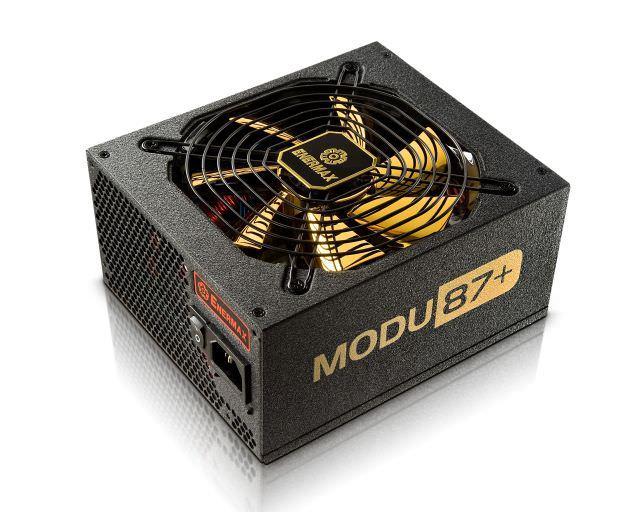 Enermax выпускает на рынок последнюю модель преуспевающей серии Modu87+ мощностью 900 Вт