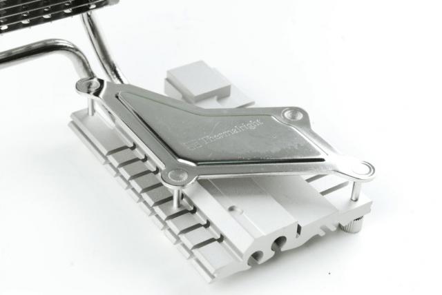 Thermalright VRM G2 - радиатор для силовых элементов системы питания видеоадаптера NVIDIA GTX 480