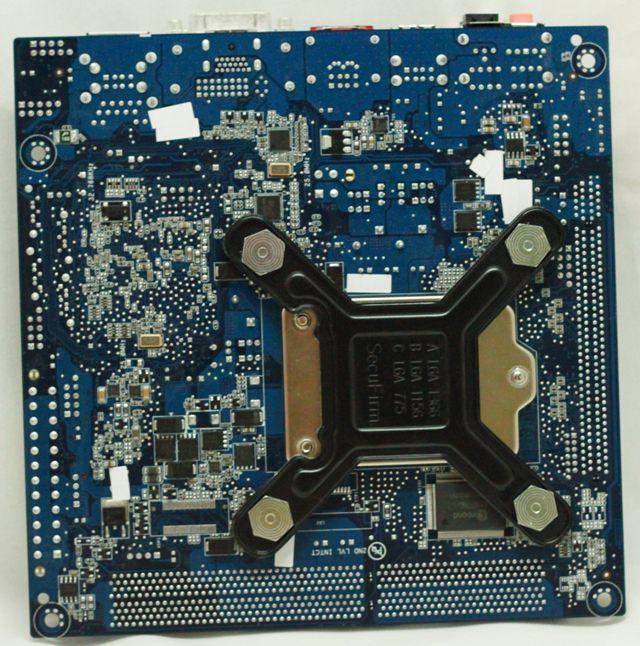 Intel DH57JG + Noctua NH-U9B SE2 - сладкая парочка