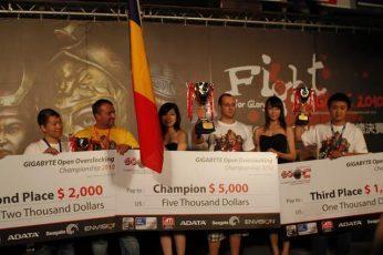Румын matose — победитель GOOC 2010