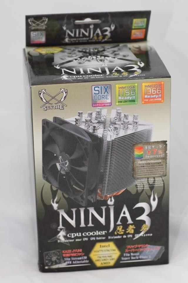 Ninja 3 - синоби из клана Scythe