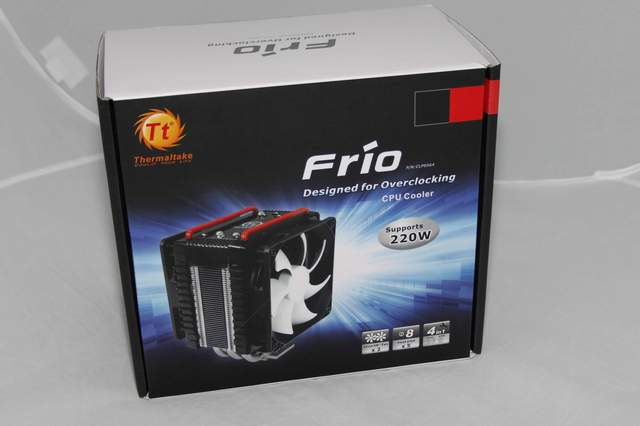 Обзор Thermaltake Frio - заморозка для вашего процессора