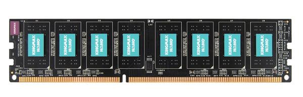 Модули памяти KINGMAX HERCULES DDR3 с нанорадиаторами в новом облике