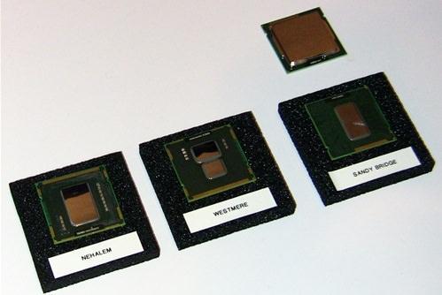 Первые тесты процессоров Core i7 2600K (Sandy Bridge) от Intel