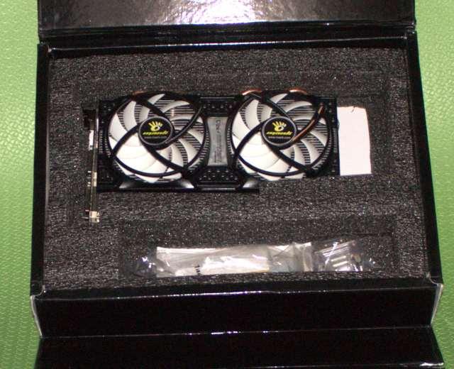 Обзор Manli GTX460 1024 Mb - Разогнанная версия с нештатным охлаждением
