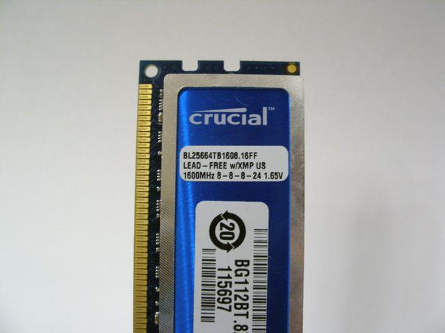 Обзор комплекта памяти Crucial Ballstix Tracer.